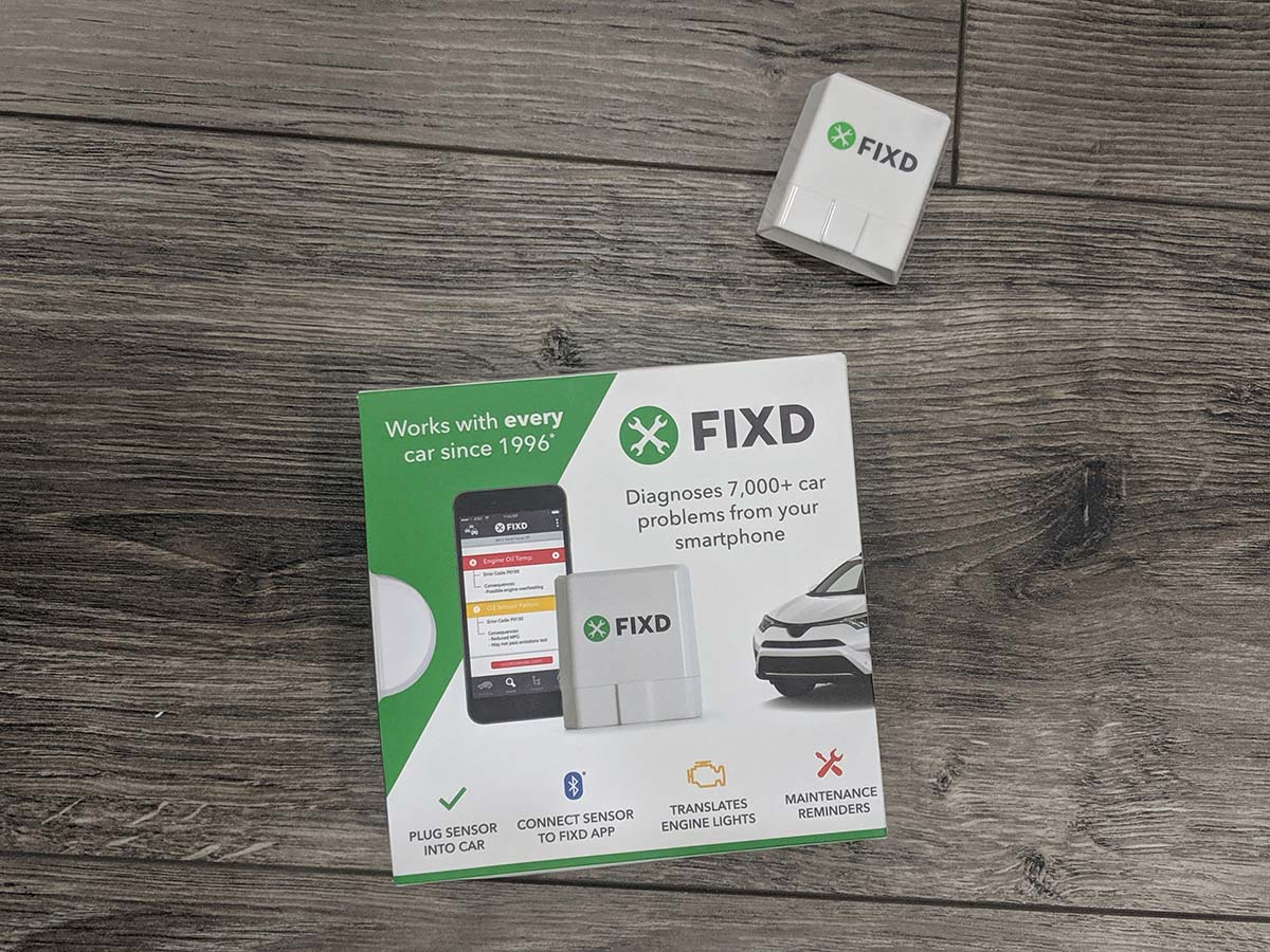 FIXD Automotive | Car repair device