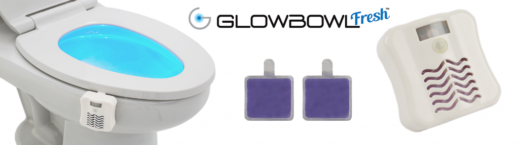 GlowBowl Review - Motion Activated Toilet Nightlight 2021 1