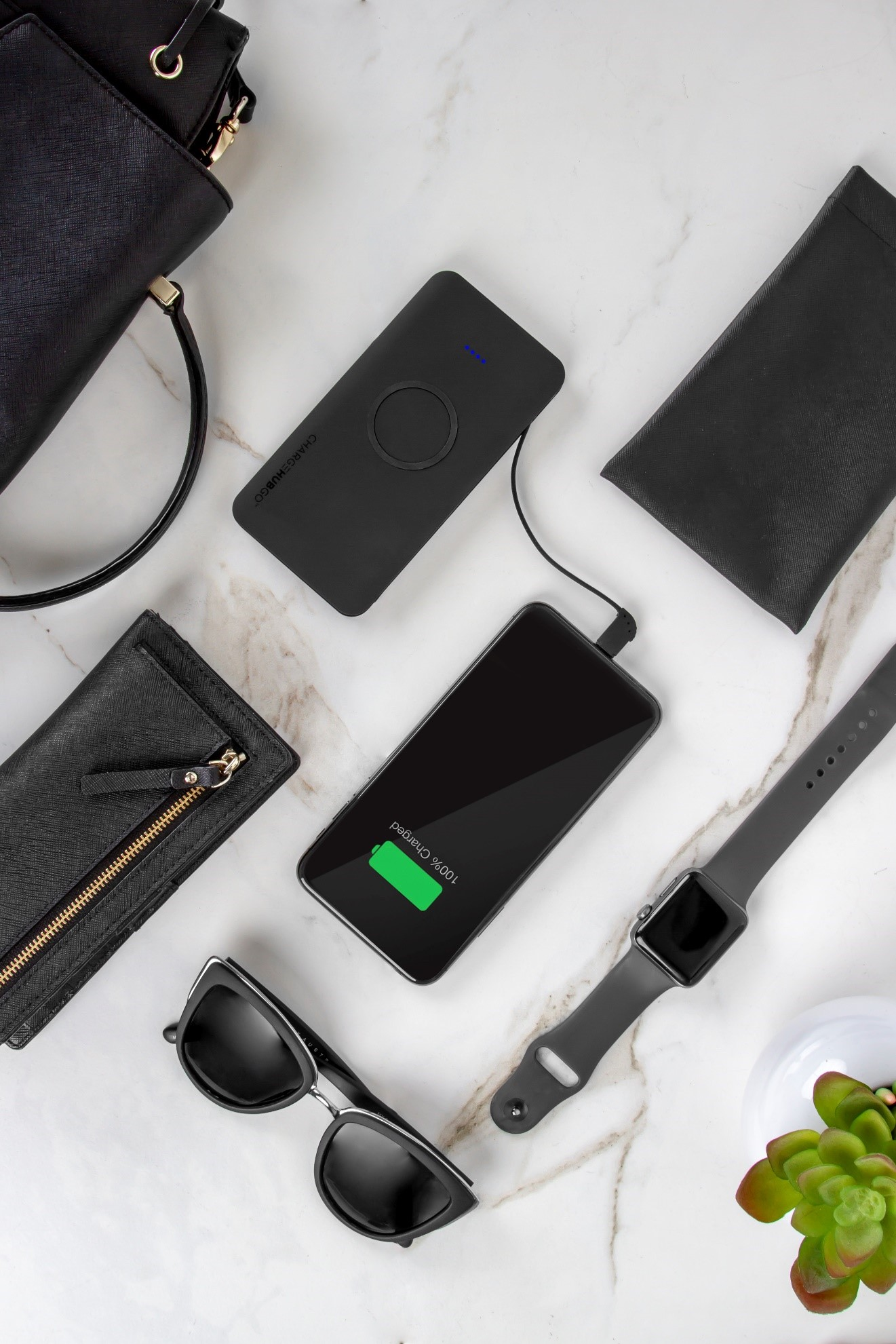 ChargeHubGo+ Review [2021] - Portable Ultra Slim Wireless Charging Solution 4