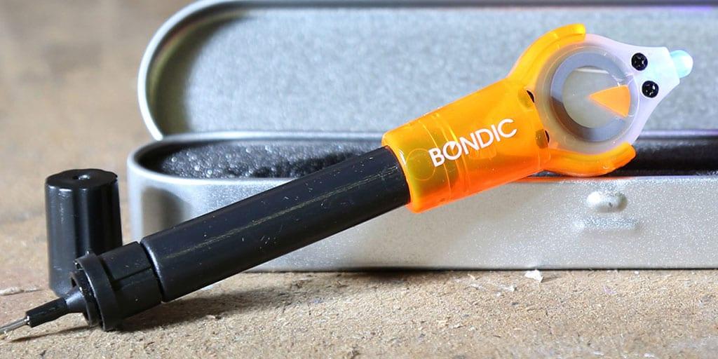 5 Second Fix vs Bondic
