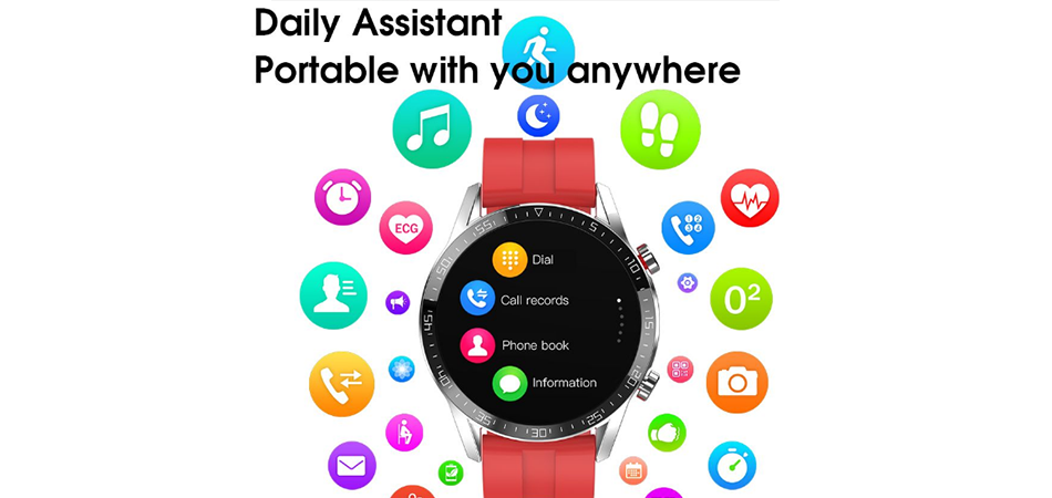 What-are-the-Benefits-of-using-the-Gx-Smartwatch