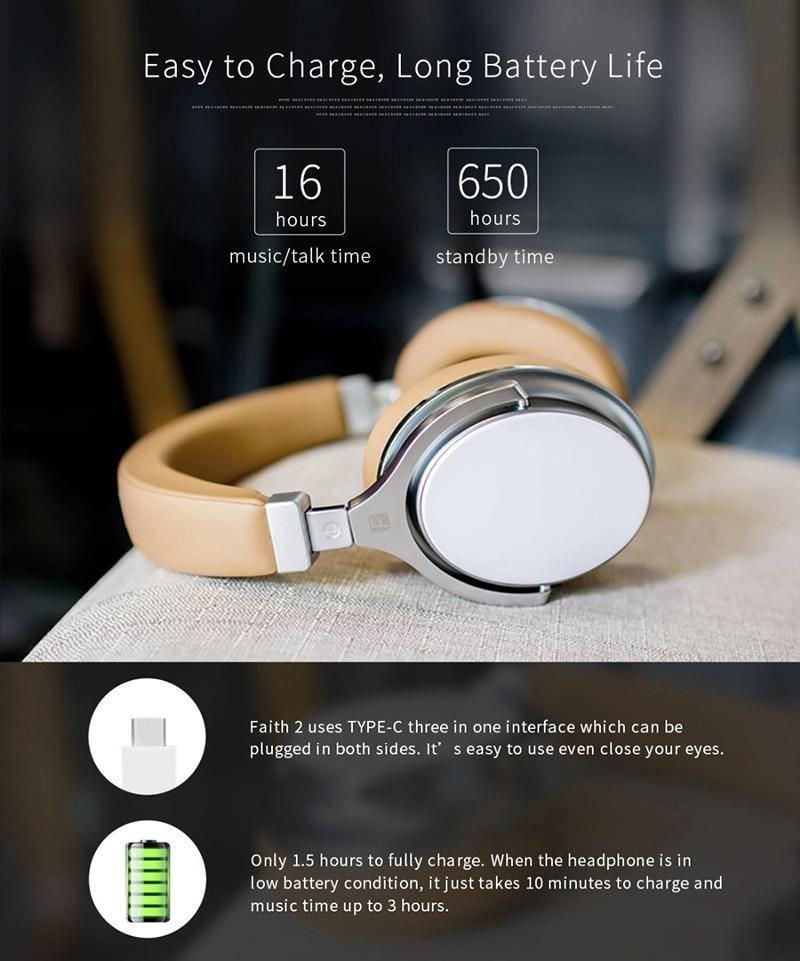 ActivBeat 2.0 Best Noise Cancelling Headphone Features