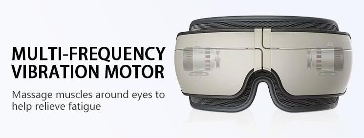 ZenMind XP Eye Massager Features