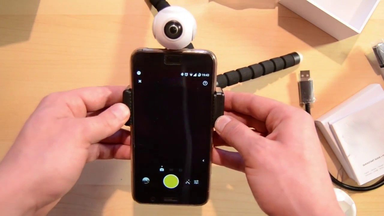 How To Buy Android 360 Camera?