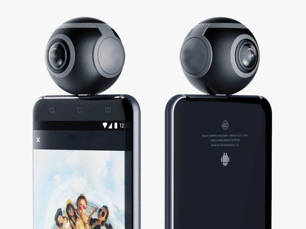 What We Like: Android 360 Camera