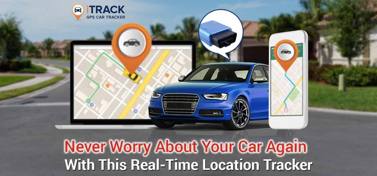 Why Do I Need iTrack GPS Car Tracker