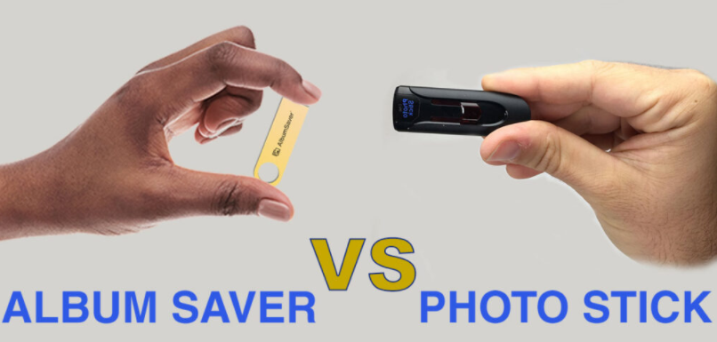 Album Saver vs Photo Stick: Which One is Better