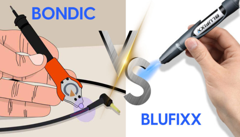 Bondic vs Blufixx: What is The Difference?