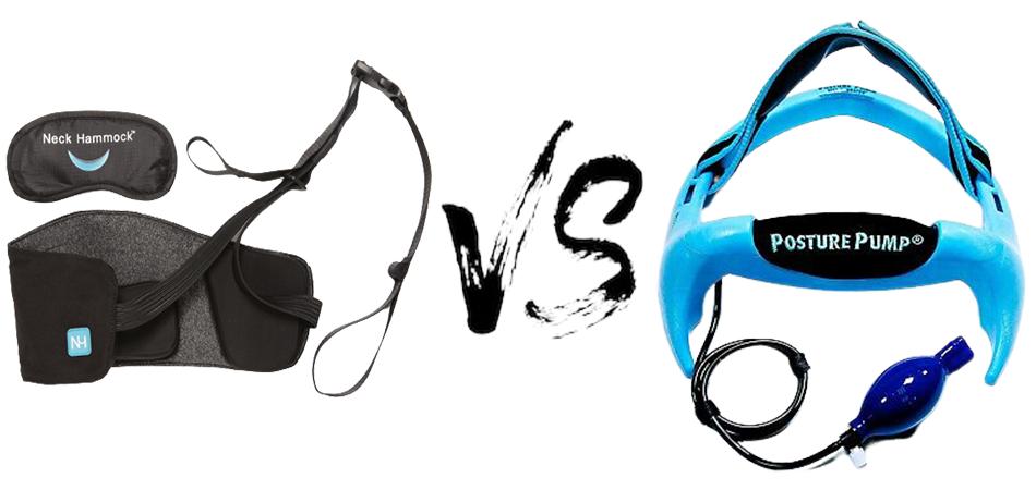 Neck Hammock vs Posture Pump: Main Differences