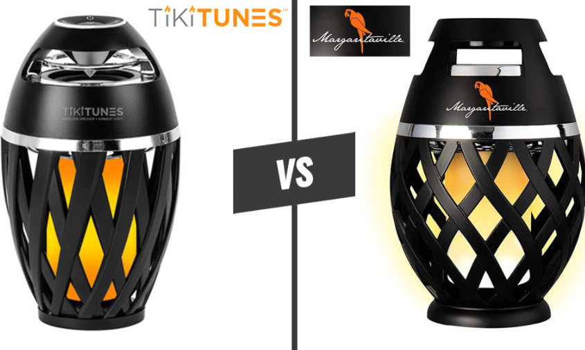 TikiTunes vs Margaritaville: What are The Differences