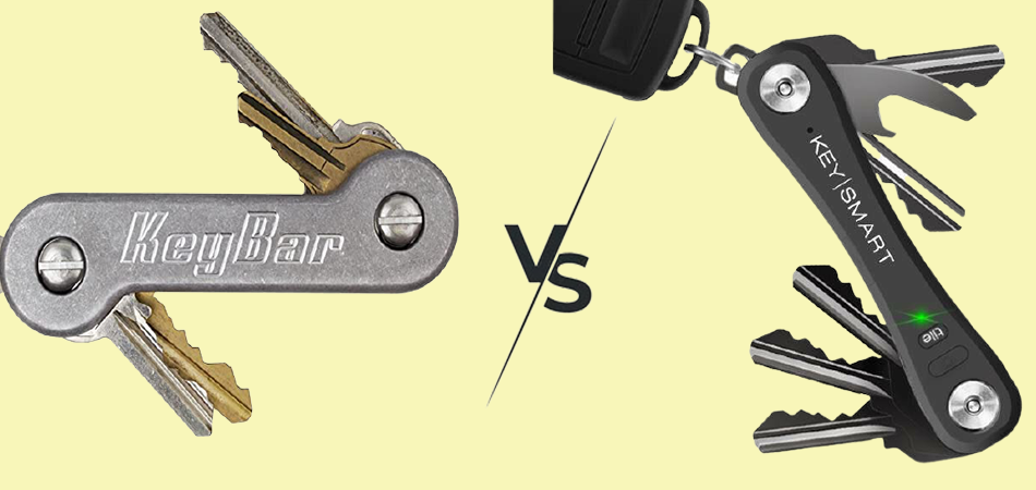 Keybar vs Keysmart: What is The Difference