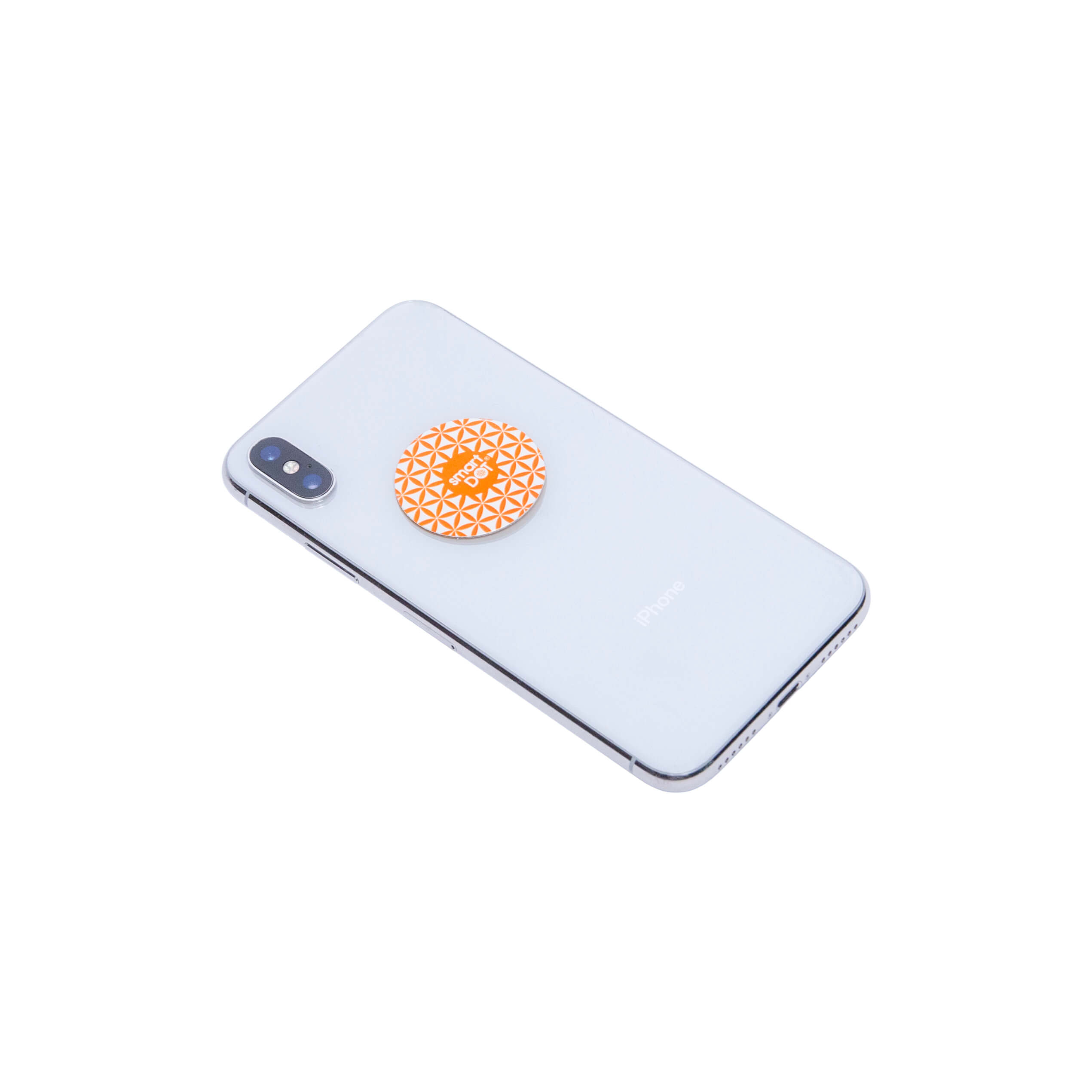Disposer smartDOT sur son téléphone