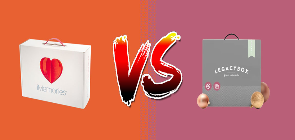 iMemories Vs. Legacybox: What Is the Difference