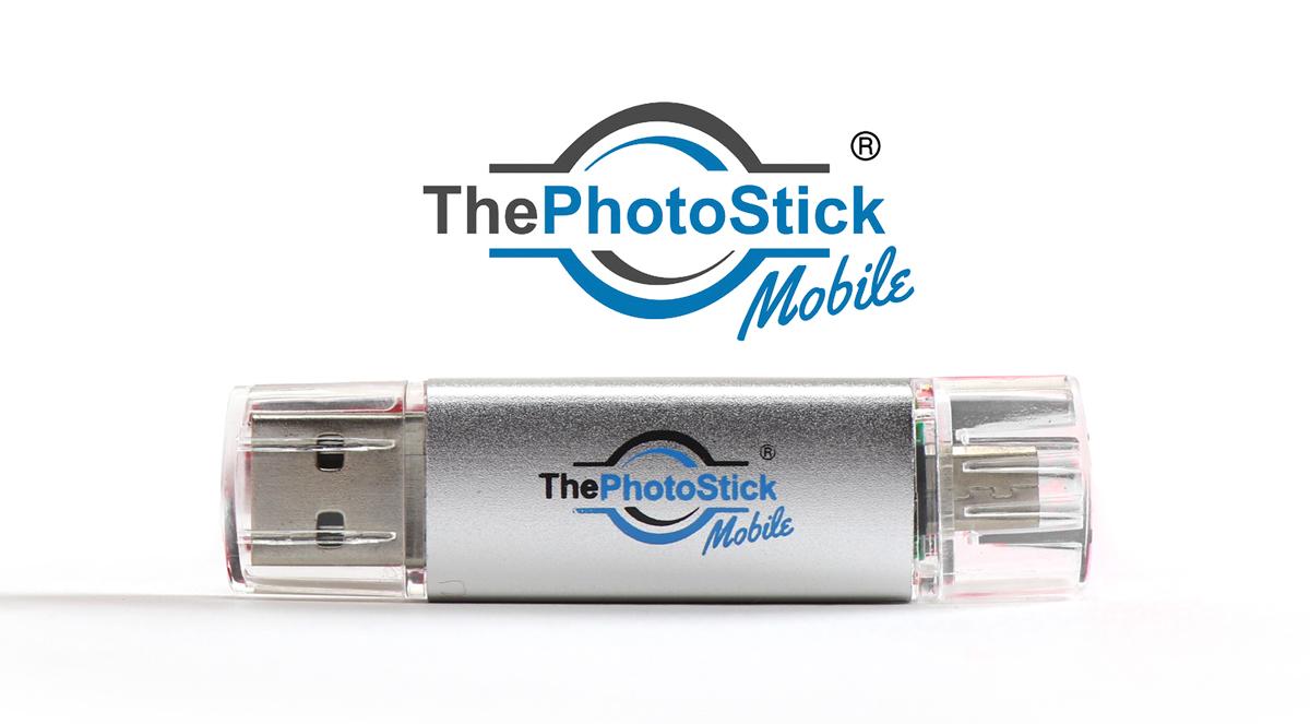 photo stick mobile